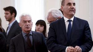 """Сидеров обяви, че Цветанов бие """"черен печат"""" по президента заради слухове за негов политически проект"""