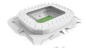 Видео: Стадионите за световното по футбол в 360 градуса - Калининград