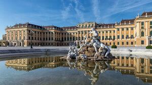 Фотогалерия: Шьонбрун - емблемата на имперска Виена
