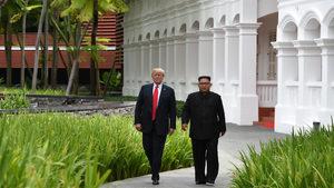 Тръмп и Ким Чен-ун може да се срещнат през януари, пише южнокорейски вестник