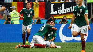 Германия започна защитата на световната титла с изненадваща загуба от Мексико