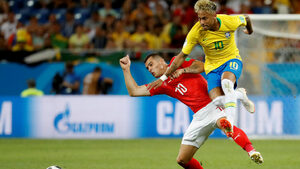 Швейцария открадна точка от фаворита Бразилия
