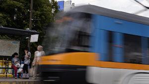 """От 1 юли трамваите по столичния бул. """"България"""" ще бъдат заменени с автобуси"""