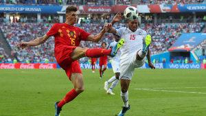 БНТ оправда липсата на картина от мача между Белгия и Панама с лошото време