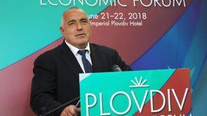 Не се управлява лесно в див популизъм, оплака се Борисов (видео)