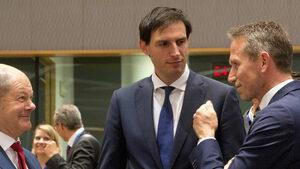 Холандия е против френско-германското предложение за бюджет на еврозоната
