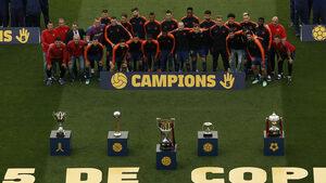 """""""Барселона"""" е получил 247 милиона долара от спонсори"""