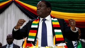 Експлозия уби хора по време на предизборен митинг на президента на Зимбабве