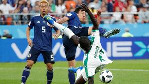 Борбата в група H се завърза след зрелищно равенство между Сенегал и Япония