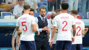 Саутгейт остана критичен към играта на Англия въпреки гръмката победа