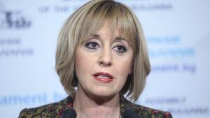 Мая Манолова се насочва срещу високите банкови такси и ДДС върху дарените храни