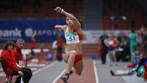 Александра Начева спечели злато в тройния скок на младежките олимпийски игри