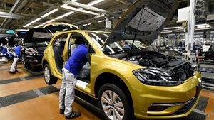 """""""Фолксваген"""" е ремонтирал 80% от засегнатите от дизелгейт автомобили"""