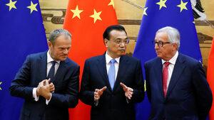 Китай увери ЕС, че е готов да подобри достъпа до пазара си
