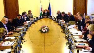 Кабинетът ще даде мандат на Горанов да подаде документите на България за банковия съюз