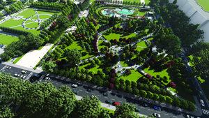 """Комплекс с басейни с минерална вода ще бъде изграден в столичния парк """"Възраждане"""""""