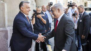 Орбан пристига в Израел на фона на обвинения в антисемитизъм