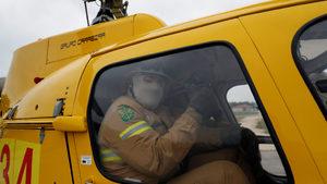 Португалия удвои отряда за бързо реагиране при горски пожари