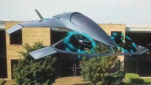 """Видео: """"Астън Мартин"""" показа идеята си за летящ лукс"""