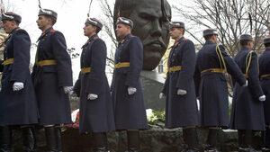 Поруганият гроб на Стамболов