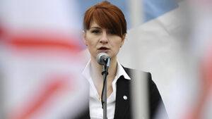 Съд в САЩ нареди заподозряната руска агентка Мария Бутина да остане в ареста