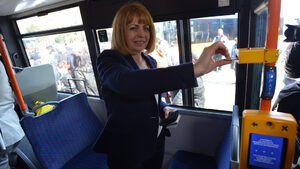 Електронната система за таксуване в транспорта на София ще струва над 73 млн. лева