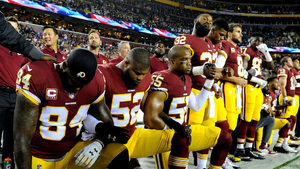 Тръмп иска тежки наказания за играчите, които протестират по време на химна