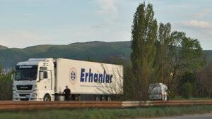 Шофьор загина при сблъсък на два български тира в Румъния