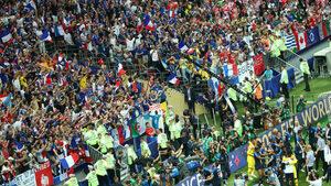 Феновете са похарчили 1.3 млрд. евро по време на световното първенство в Русия