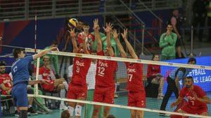 Волейболистите ще играят с Русия, Белгия и Египет преди световното