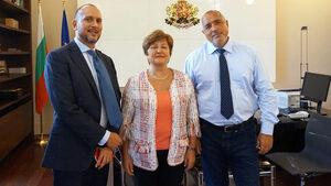 Кратки новини: Фабрицио Дзарконе е новият шеф на Световната банка за България