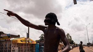Как ислямският екстремизъм проникна и в Буркина Фасо
