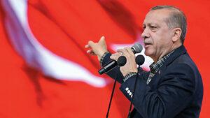 Финансовата буря на Турция