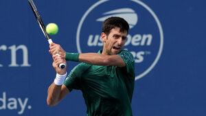 Джокович, Федерер, Гофен и Чилич стигнаха полуфиналите в Синсинати