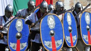 """Фотогалерия: Фестивал на късноантичното и средновековно наследство на """"Траянови врата"""""""