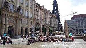 Празника на Саксония в Дрезден