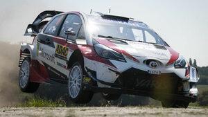 """Танак спечели рали """"Германия"""" и увеличи интригата във WRC четири кръга преди края"""