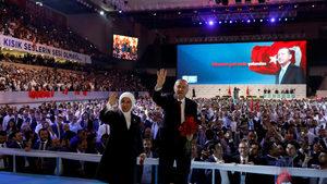 Ердоган сравни кризата на лирата с атака срещу турското знаме и призива за молитва