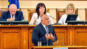 Борисов: Службите докладват за съществен проблем със застраховането