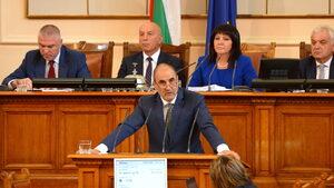 Нито Цачева, нито Цацаров са разглеждани за кандидат за конституционен съдия, обяви Цветанов