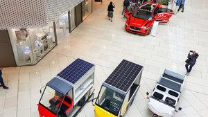 Две компании започват да произвеждат електрически камиончета в България