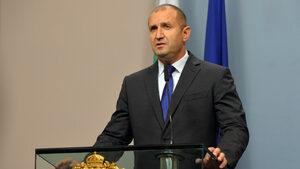 Президентът е подписал указа за освобождаването на Младен Маринов