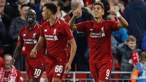 """""""Ливърпул"""" надви ПСЖ в зрелищно шоу на атакуващия футбол"""