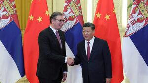 Китай засилва ролята си в Сърбия чрез икономически споразумения за 3 млрд. долара