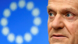 Лондон трябва да преработи предложенията за ирландската граница и търговията, каза Туск