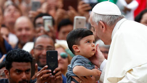 Папа Франциск: Сексът е дар Божи