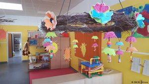 На детска градина в Германия: навън, дори и да вали, телевизия - недопустимо
