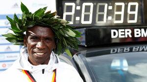 Елиуд Кипчоге: В бъдеще 1 милиард души ще бягат маратони и рекордът ми ще падне