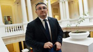 Цацаров: Президентът има право на мнение, но Младен Маринов е отличен професионалист