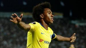 """""""Челси"""" продължава без грешка при Сари след победа в Солун"""